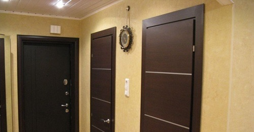 Двери с ламинатом в Нахабино