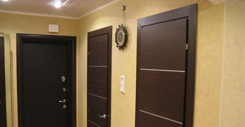 Двери с ламинатом в Дмитрове